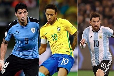 Brasil classificado e clássico Sul-Americano veja rodada das Eliminatórias