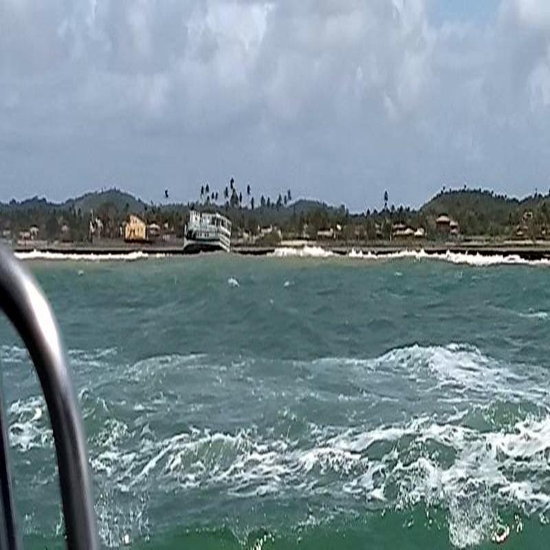 Naufrágio na Bahia menina de 12 anos ainda é procurada no mar-UiãoNoticias