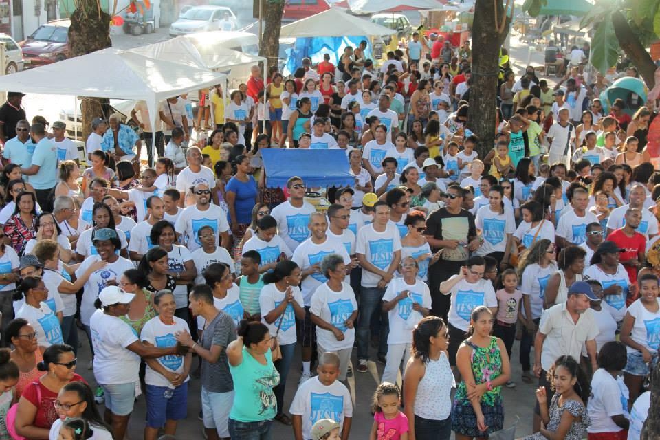 14° Marcha para Jesus do bairro de Pernambués promete reunir 7 mil pessoas