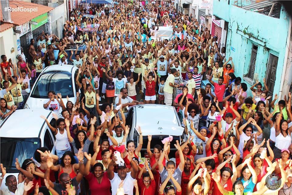 Photo of 8° Edição da Marcha para Jesus no Nordeste de Amaralina