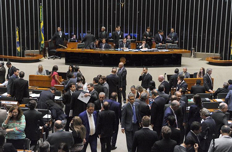 Câmara devem votar fim das coligações nesta terça-feira (5)