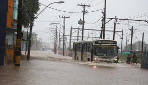 Capital Baiana registra um terço da chuva esperada para setembro União Noticias