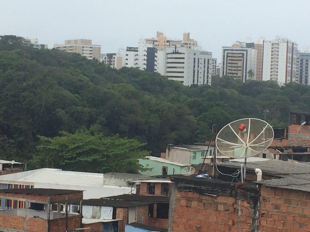 Capital Baiana registra um terço da chuva esperada para setembro