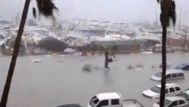 Furacão Irma causa devastação no Caribe e provoca destruição.
