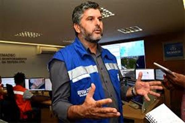 Photo of Gustavo Ferraz Coordenador da Defesa Civil do município de Salvador é preso pela PF