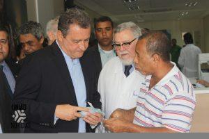 Governo inaugura Centro de Bioimagem e ampliação de UTI