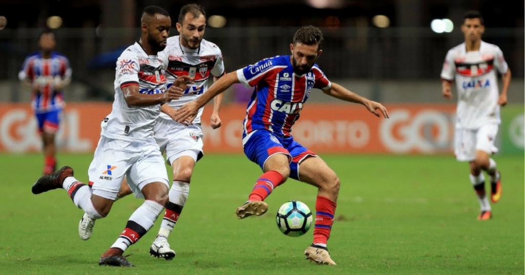 Photo of Bahia arranca empata contra o Atlético-GO fora de casa