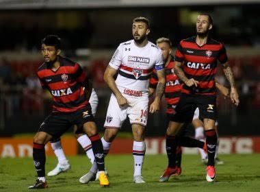 Photo of Vitória perde para o São Paulo dentro de casa