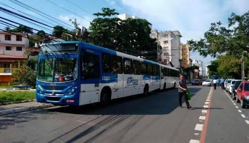 Photo of Ônibus seguem sem circular no bairro do Vale das Pedrinhas