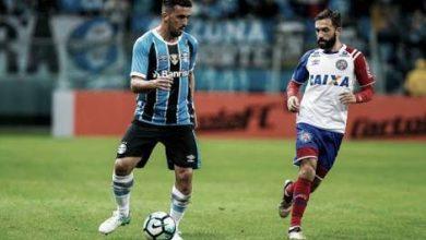Photo of Tricolor de aço enfrenta o Grêmio neste domingo na Arena Fonte Nova
