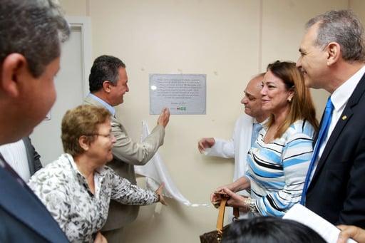 Photo of Inaugurado Centro de Bioimagem do HGE