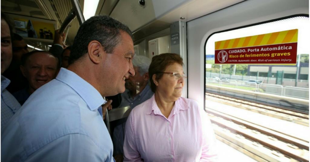 Photo of Metrô de Salvador avança mais 7,5 km e chega até Mussurunga