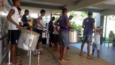 Projeto Transformae chegar a Escola Dionísio Cerqueira em Santa Cruz