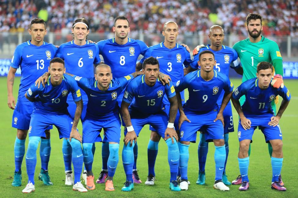 Photo of TUDO AZUL; Brasil utilizará o segundo uniforme para enfrentar a Colômbia