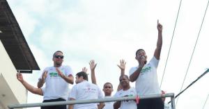 Marcha Para Jesus Yeshua Hamashia reúne multidão no Nordeste de Amaralina
