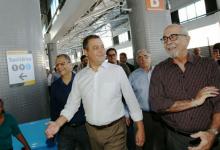 Rui visita Mussurunga e anuncia início da operação de novas estações de metrô