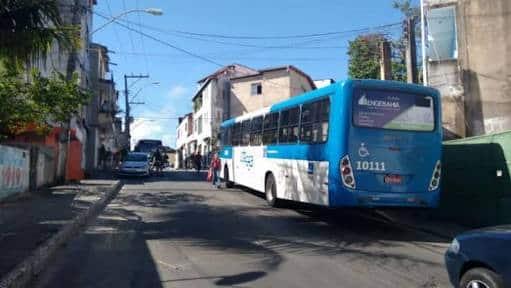 Photo of O bairro da Santa Cruz está sem ônibus