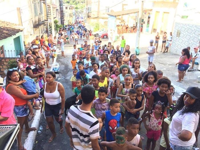 Photo of 5ª Edição do Festival dia das Crianças no bairro da Santa Cruz