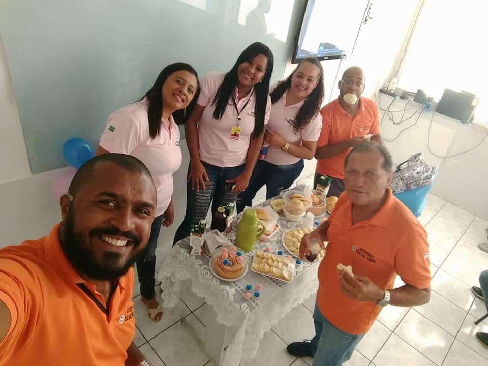 Photo of Auto Escola São Salvador realiza café da manhã em comemoração ao dia da categoria