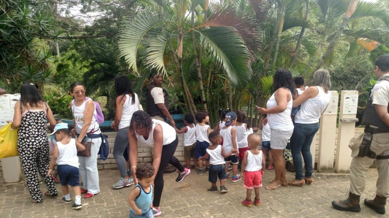 Photo of Ação da BCS Santa Cruz levar Crianças ao Zoológico