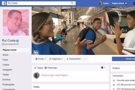 Photo of #PapoCorreria: Rui conversa ao vivo com internautas nesta terça*