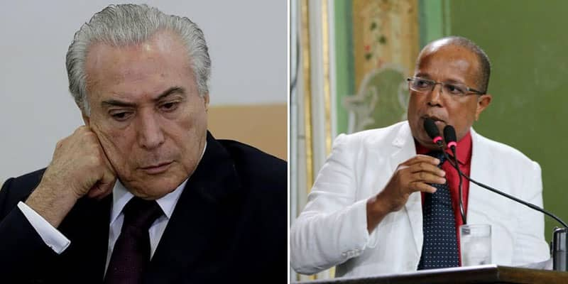 Photo of Temer coloca na conta do povo os chocolates de R$8 mil que os gringos comem, diz Suíca