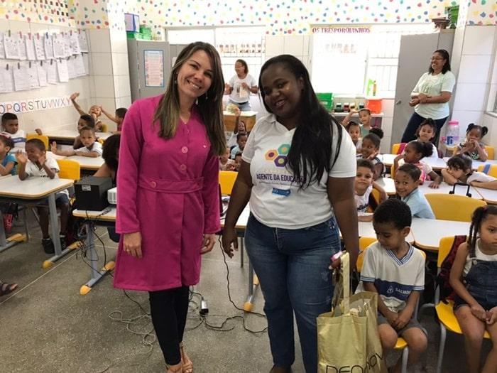 Photo of Ação na Escola Municipal Cristo Redentor melhora saúde bucal das crianças
