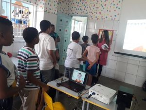Ação na Escola Municipal Cristo Redentor melhora saúde bucal das crianças2