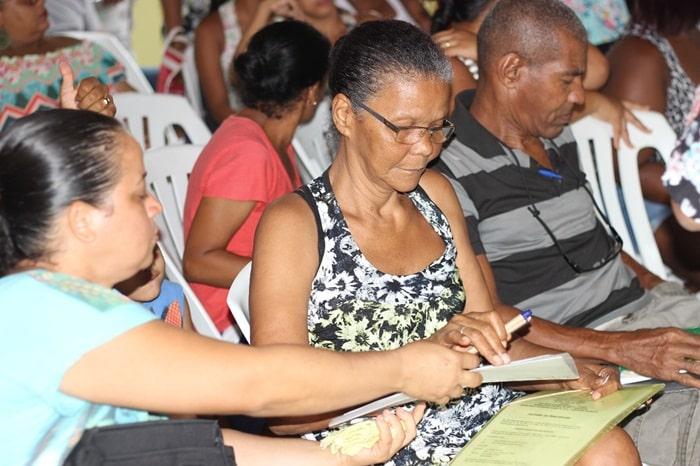Ação promove integração entre comunidade e poder público nesta manhã de terça-feira (24)1