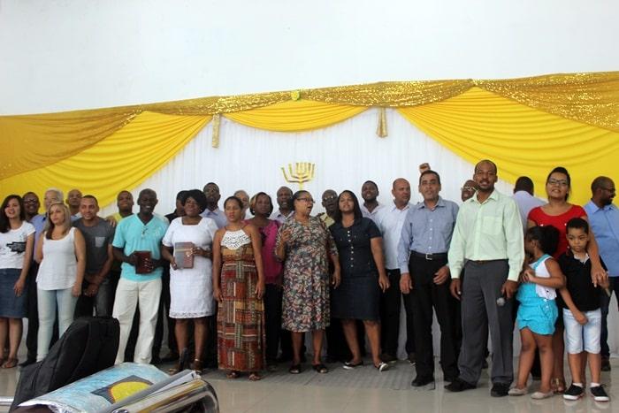 Café da manhã da SIGA CRISTO reúne vários líderes evangélicos do Nordeste de Amaralina.3