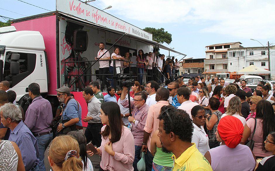 Photo of Campanha Outubro Rosa oferece serviços gratuitos; veja locais