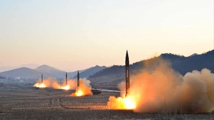 Photo of Coreia do Norte está preparando novo lançamento de míssil, diz CIA