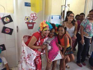 Escola Municipal Arthur de Sales realiza Gincana Solidaria 1