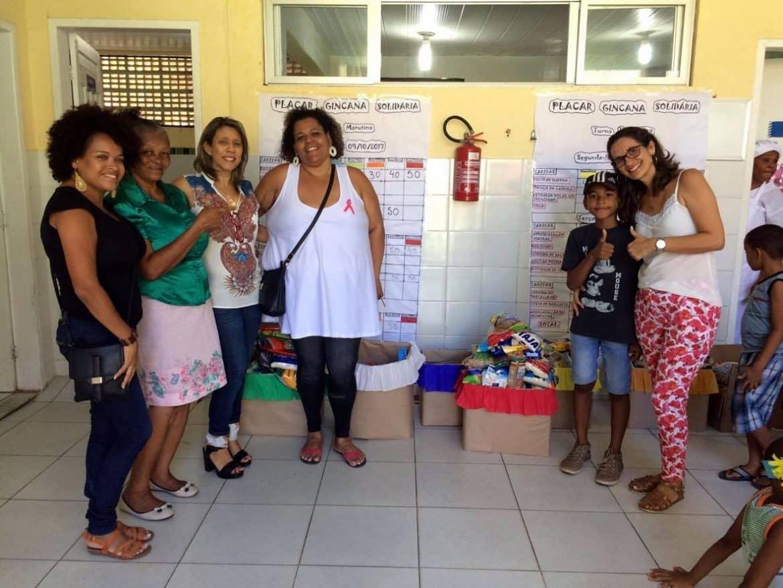 Photo of Escola Municipal Arthur de Sales realiza Gincana Solidária