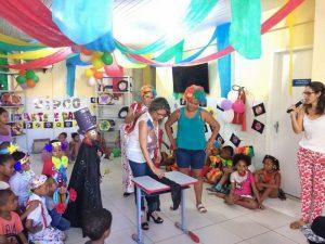 Escola Municipal Arthur de Sales realiza Gincana Solidaria