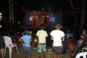 Evento no Parque da Cidade foi marcado com muito lazer e diversão para população neste sábado (28)1