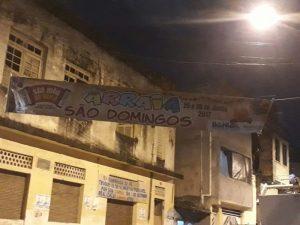 Muito forró e animação marcaram o Arraiá do São Domingos, no bairro da Liberdade