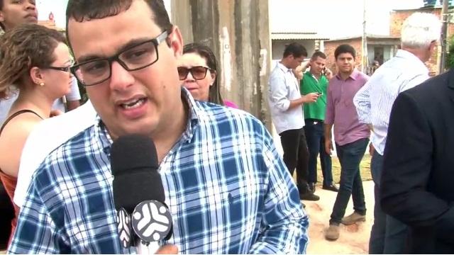 Alex Lima fala sobre a permanência Podemos na base do governador Rui Costa