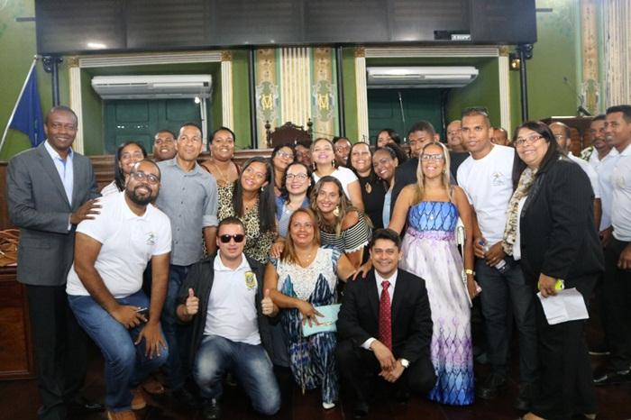 Photo of Conselheiros Tutelares são homenageados na CMS