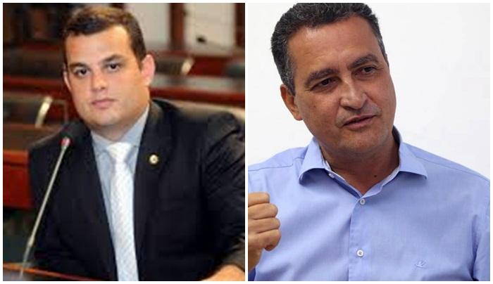 Photo of Deputado Alex Lima e o Governador Rui Costa são vaiados no Interior da Bahia