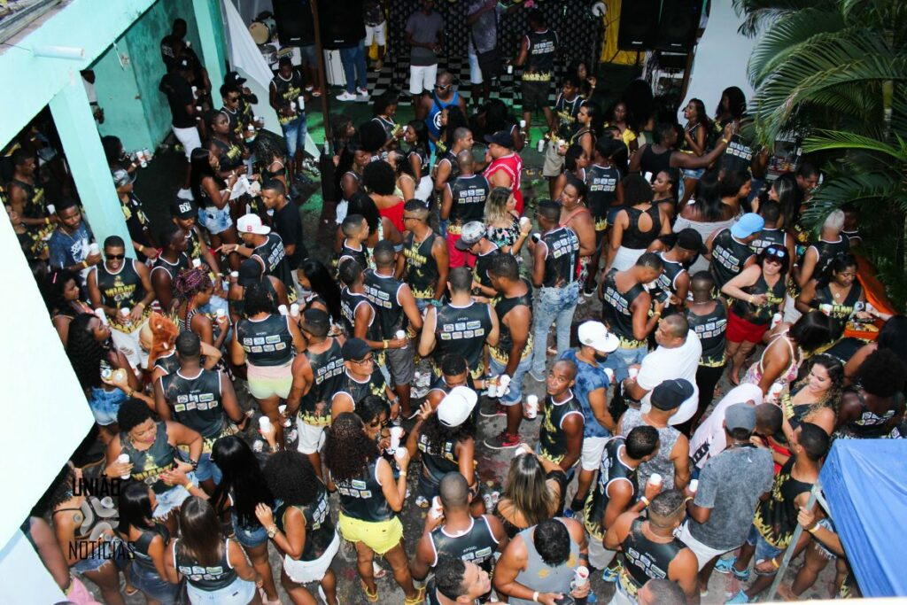 Festa de camisa do bloco  Miami Prime