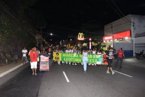 Marcha Negra em Legítima Defesa do Nordeste de Amaralina contra o genocídio da juventude negra 1