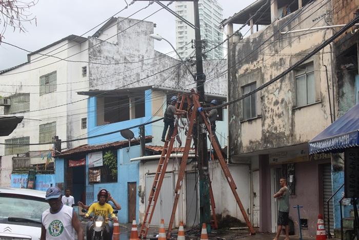 Photo of Raio cai na comunidade da Chapada do Rio Vermelho e assusta moradores