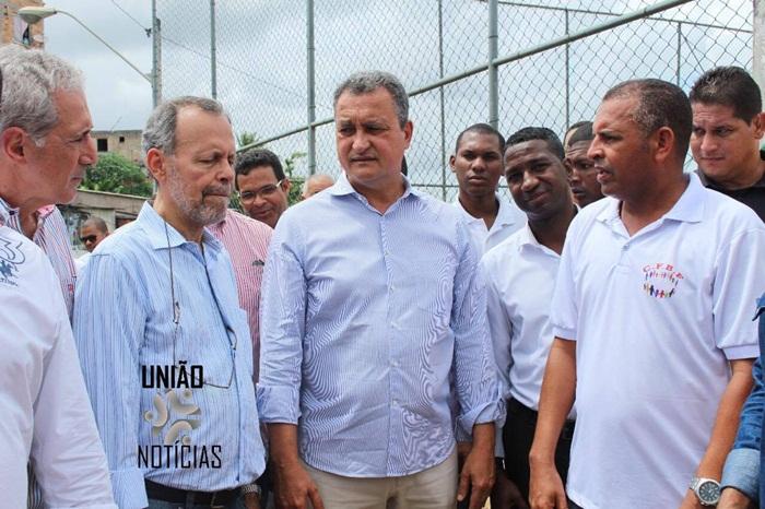 Rui entrega obra de urbanização em São João do Cabrito neste domingo