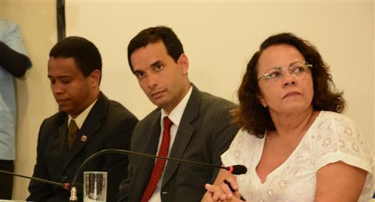 Sessão da Câmara Itinerante ouviu demandas do Cabula