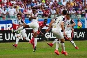 Tricolor Baiano fica no empate diante do Atlético-MG