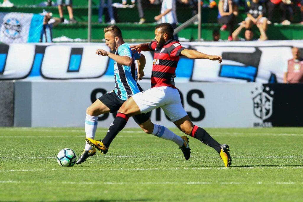 Photo of BRAVOS GUERREIROS! Vitória lutou e empatou com o Grêmio em 1 a 1