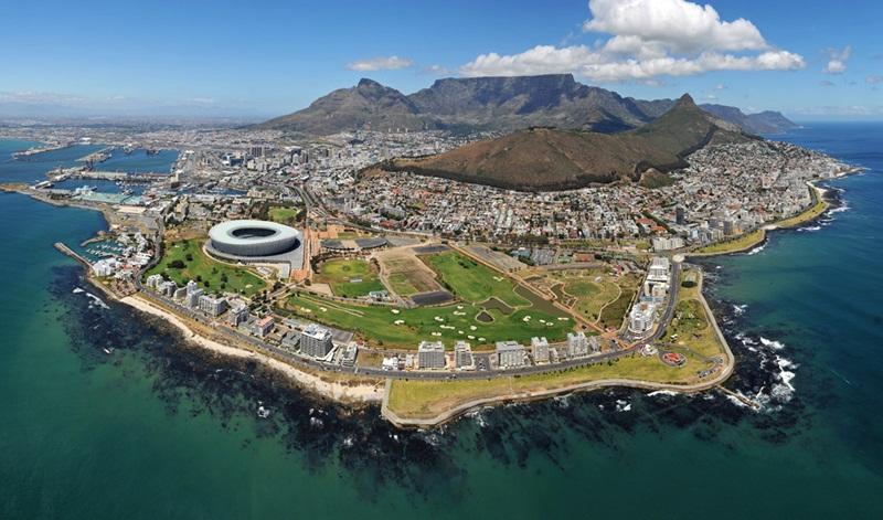 Cidade do Cabo entra na lista dos 10 destinos mais procurados pelos brasileiros