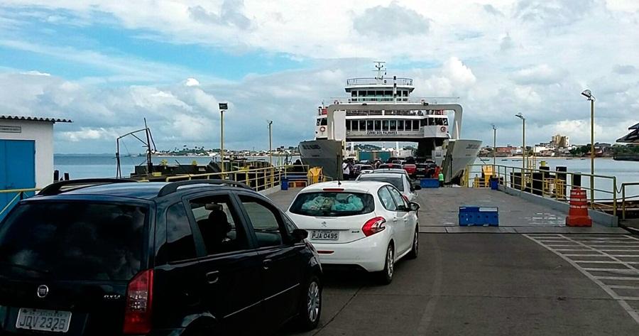 Photo of Ferry tem espera de 3 horas para embarque de carros