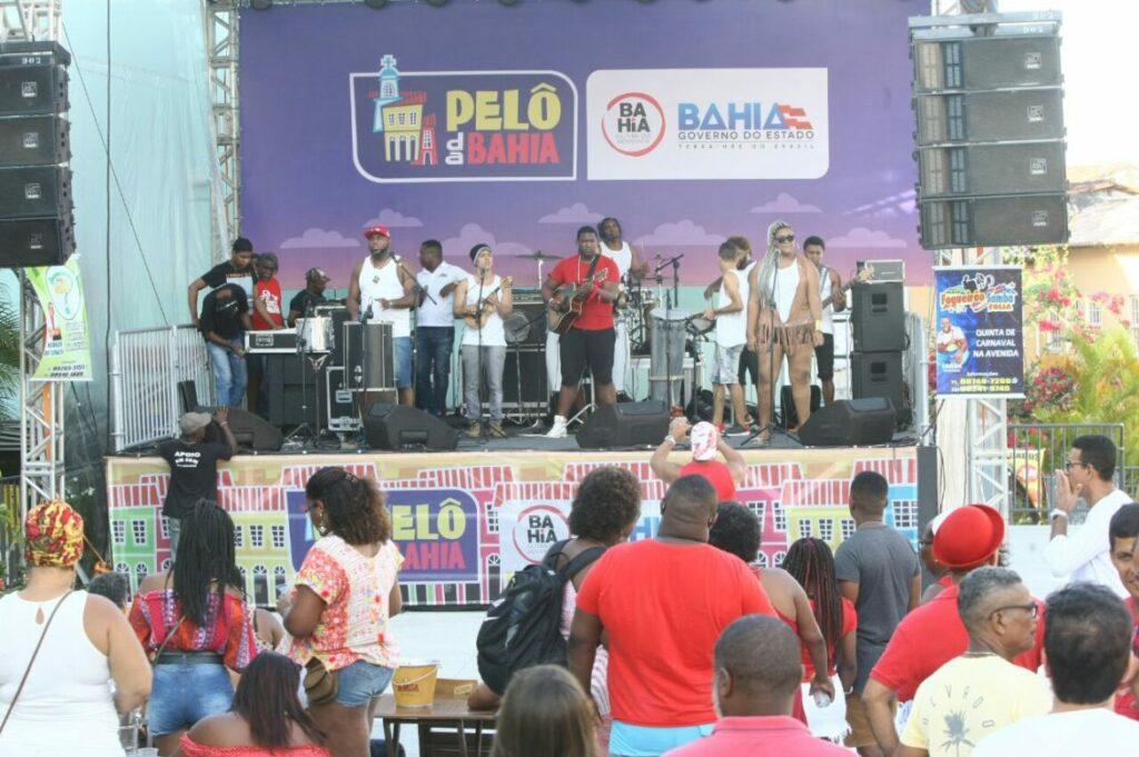 Governo da Bahia reabre largos do Pelourinho após reformas